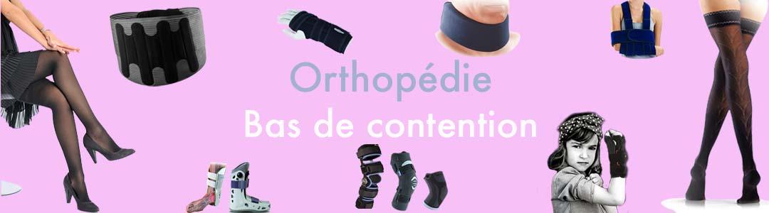Orthopédie - Bas de contention